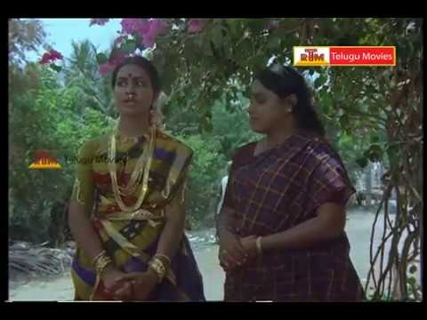 Vaddante Pelli - Comedy Entertainer - Telugu Full Length Movie - part - 10 - Bhagya Raja,Oorvasi