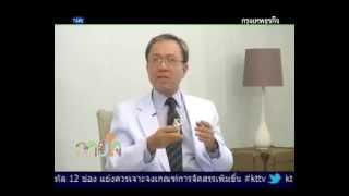 getlinkyoutube.com-เวียนหัว บ้านหมุน รักษาโดยไม่ต้องกินยา น้ำในหูไม่เท่ากัน หินปูนหลุดในหู BPPV