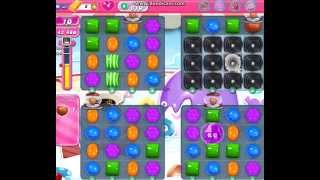 getlinkyoutube.com-Candy Crush Level 610 ★★★ How to move frog, Frogtastic!
