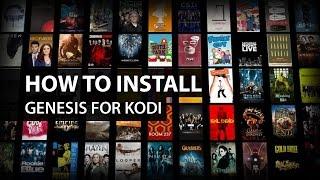 getlinkyoutube.com-Genesis Add-on Kodi XBMC: How to Install Genesis on Kodi XBMC