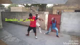 Ziqo-Tseke ( Video Dance) by: Ronaldo_So_Drenah Dance Hip-hop