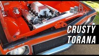 getlinkyoutube.com-Crusty Torana goes stealth twin turbo