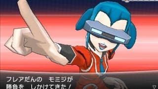 getlinkyoutube.com-ポケモンXをプレイ!part20 【高画質】VS モミジ