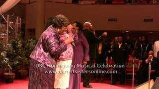 "getlinkyoutube.com-Delois Barrett Campbell Musical/The Barrett Sisters ""Jesus Will"""