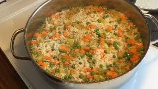 getlinkyoutube.com-مطبخ الأكلات العراقيه - رز بالخضروات