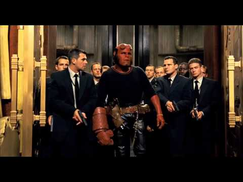 ▶ Hellboy 2  The Golden Army Official Trailer #2   Ron Perlman Movie 2008 HD   YouTube 720p
