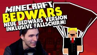 getlinkyoutube.com-NEUE BEDWARS VERSION INKLUSIVE FALLSCHIRM ✪ Minecraft Bedwars Woche Tag 53 mit Rewinside