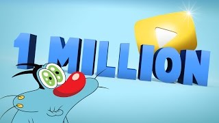 Oggy and the Cockroaches - ONE MILLION! (S03E22.1) Full Episode