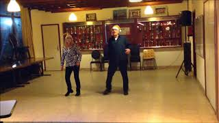 Because Of Christmas Day - Line Dance