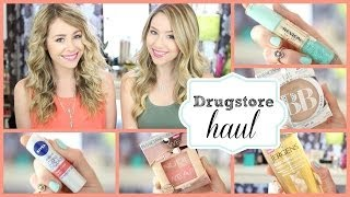 getlinkyoutube.com-New at the Drugstore Haul ♡ March 2014