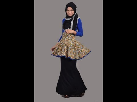 Blaus Peplum Online Terkini (Preview Only)