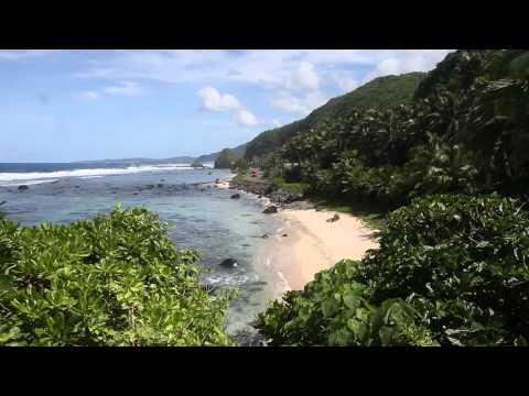American Samoa - Südsee