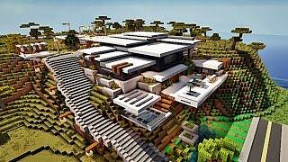 Download Video Minecraft Maison De Luxe