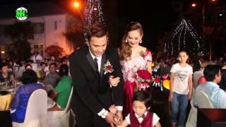 getlinkyoutube.com-WEDDING DINNER PARTY: PHYO NGWE SOE & ZIN ZIN