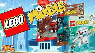 getlinkyoutube.com-(TFAF) LEGO Mixels Series 8 Packages (REUPLOADED)
