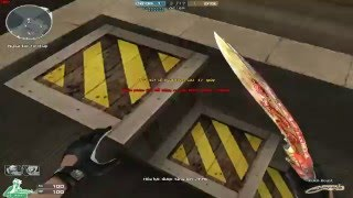 getlinkyoutube.com-[ Bình Luận CF ] Siêu thủ Hoàng Lăng 626 kill M240B - Tesla  -  Tiền Zombie v4