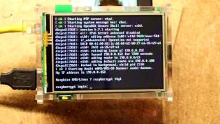 getlinkyoutube.com-Review of tontec 3.5 inch lcd touchscreen for raspberry pi