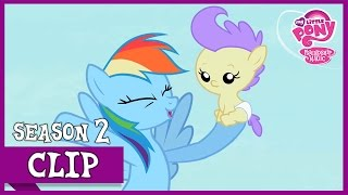 "getlinkyoutube.com-MLP: FiM – Rainbow Dash Saves The Day! ""The Mysterious Mare Do Well"" [HD]"