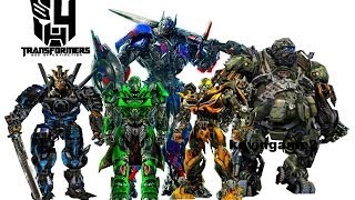 getlinkyoutube.com-Transformers 4 : Age of Extinction - cast robots