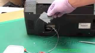 getlinkyoutube.com-Waste kit installation Epson DX4400