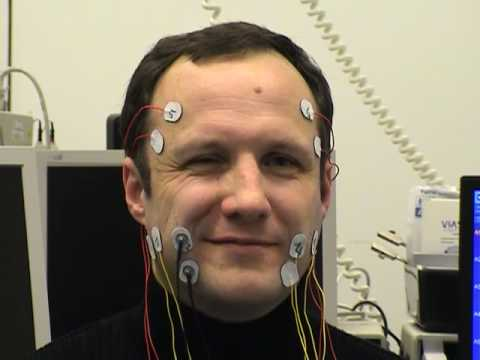 Electromusical face (David Liebetanz, Matthias Marass (keyboard))
