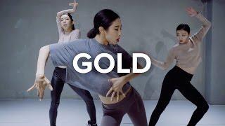 getlinkyoutube.com-Gold - Kiiara / Lia Kim Choreography