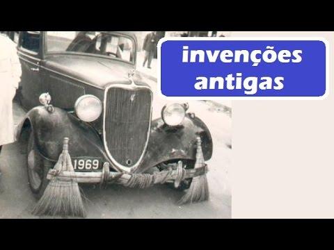 16 invenções antigas que não deram certo