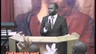 "getlinkyoutube.com-Pasteur Atapis Ngyamba ""Dieu tient sa parole"""