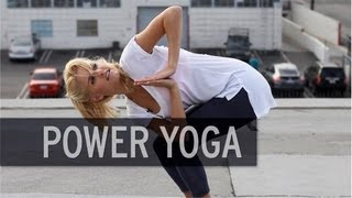 getlinkyoutube.com-Power Yoga