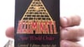 getlinkyoutube.com-Illuminati Card Game:New World Order, 1994 Limited Edition Set