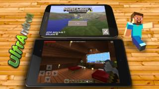 getlinkyoutube.com-Como Jugar Minecraft PE Con un Amigo Offline sin Internet 2016 Multijugador 0.14.0 y 0.15.1