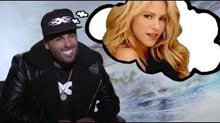 getlinkyoutube.com-Nicky Jam Colaboración con Shakira y Trabajar con Vin Diesel en XXX!