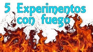 getlinkyoutube.com-5 experimentos con fuego que deberías hacer alguna vez en tu vida