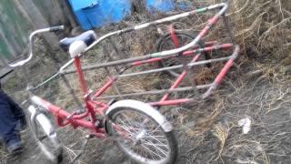 getlinkyoutube.com-Без люльки вело. нет СООБЩЕСТВО самодельных велосипедов))))