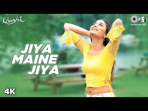 Jiya Maine Jiya - Khushi - Kareena Kapoor & Fardeen Khan - Full Song