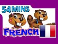 """""""French Level 1 DVD"""" - 54 Minutes, Learn to Speak Français, Easy French Lessons, Kids School"""