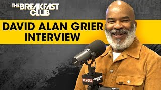 David Alan Grier Talks Sitcoms, Sketch Comedy, 'The Cool Kids' + More width=