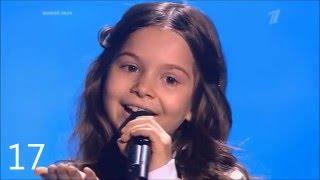 getlinkyoutube.com-The Best of The Voice Kids (Russia) - Топ лучших выступлений Голос.Дети.