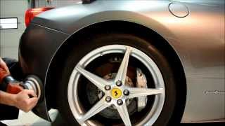 getlinkyoutube.com-Ferrari 458 Italia Detail by Ride & Shine Detailing