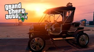 getlinkyoutube.com-GTA 5 Mods : Старый Ford