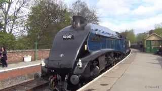 getlinkyoutube.com-Travelling by Steam on The North Yorkshire Moors Railway