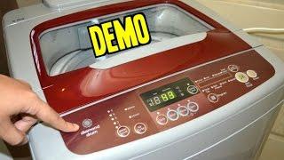 Samsung 6.2 kg Fully Automatic Top Loading Washing Machine [WA62H3H5QRP] DEMO | Ur IndianConsumer