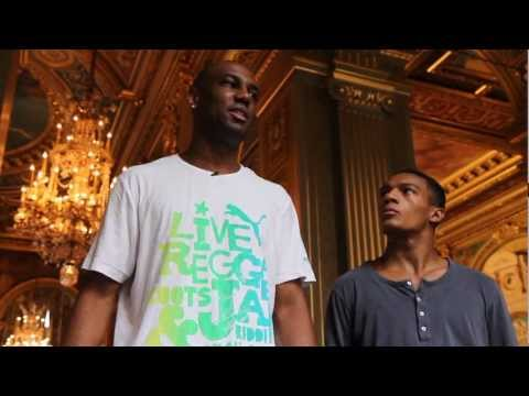 Neguin & Guiu at Juste Debout 2012 HOUSE Pre-selections France | YAK FILMS