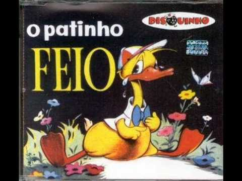 O Patinho Feio - Disquinho - Completa