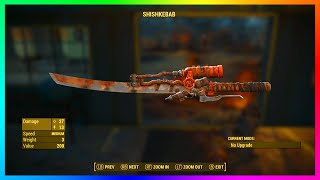 getlinkyoutube.com-Fallout 4 Ultimate Rare Melee Weapons Guide - Best Fallout 4 Rare Weapons Locations! (FO4 Gameplay)