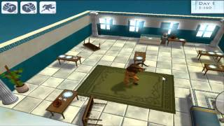 Minotaur China Shop Unity Game