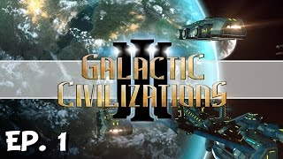 getlinkyoutube.com-Galactic Civilizations 3 - Ep. 1 - The Space Squirrels! - Let's Play - Release