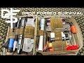 Ultimate EDC Organizer 206 Piece Survival Kit