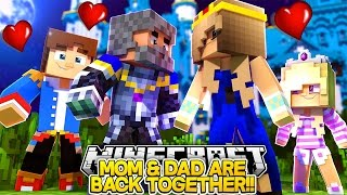 getlinkyoutube.com-MOM & DAD ARE IN LOVE & GETTING BACK TOGETHER!! Little Donny & Baby Leah Minecraft.