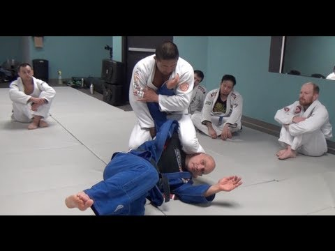 Differences between Judo and BJJ Groundwork